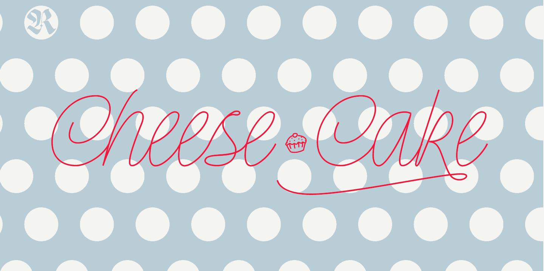 Download Rachele font (typeface)