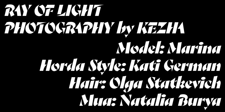 Download Rozza font (typeface)