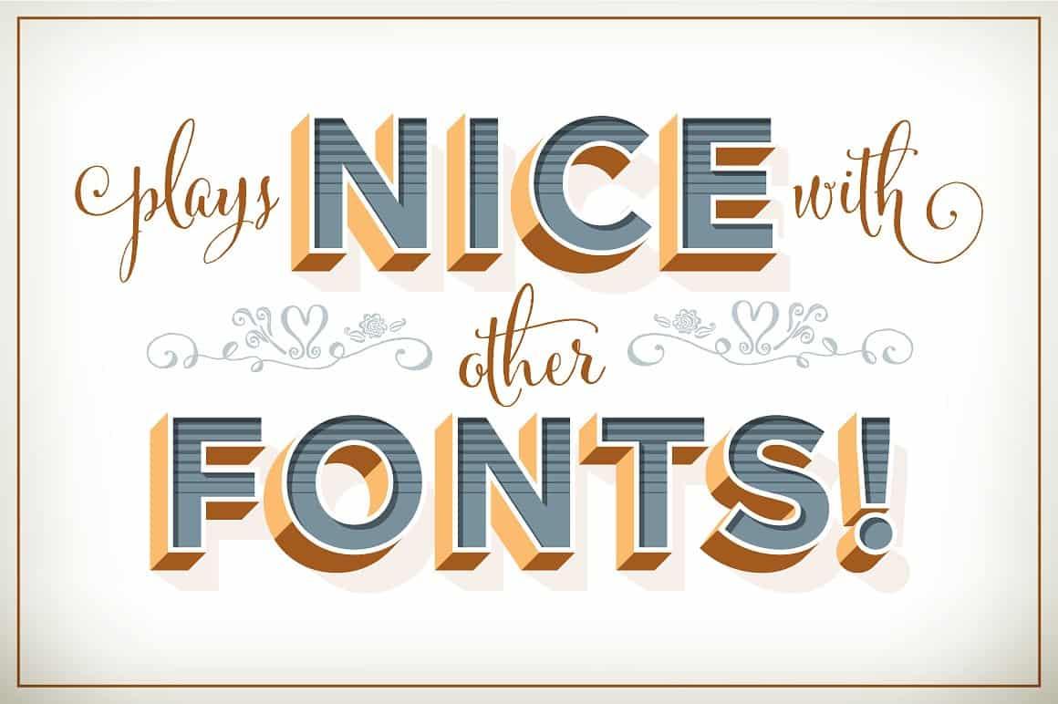 Download Versatile Bold font (typeface)