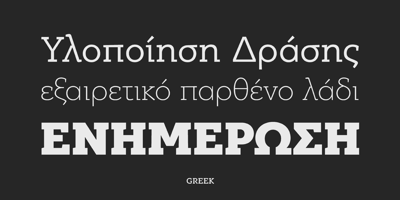 Download PF Bague Slab Pro font (typeface)
