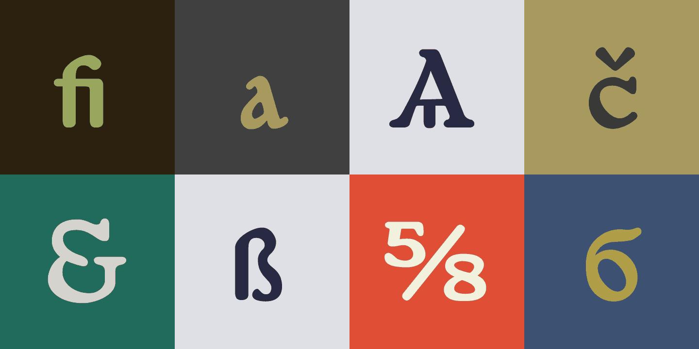 Download Konung font (typeface)