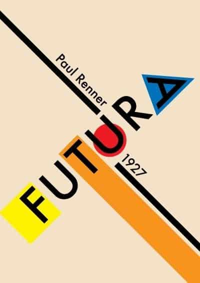 Download Futura     [1927 - Paul Renner] font (typeface)
