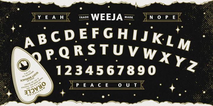 Download Quay Sans PS     [1990 - David Quay] font (typeface)