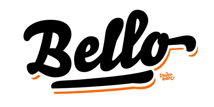 Download Bello     [2004 - Underware] font (typeface)