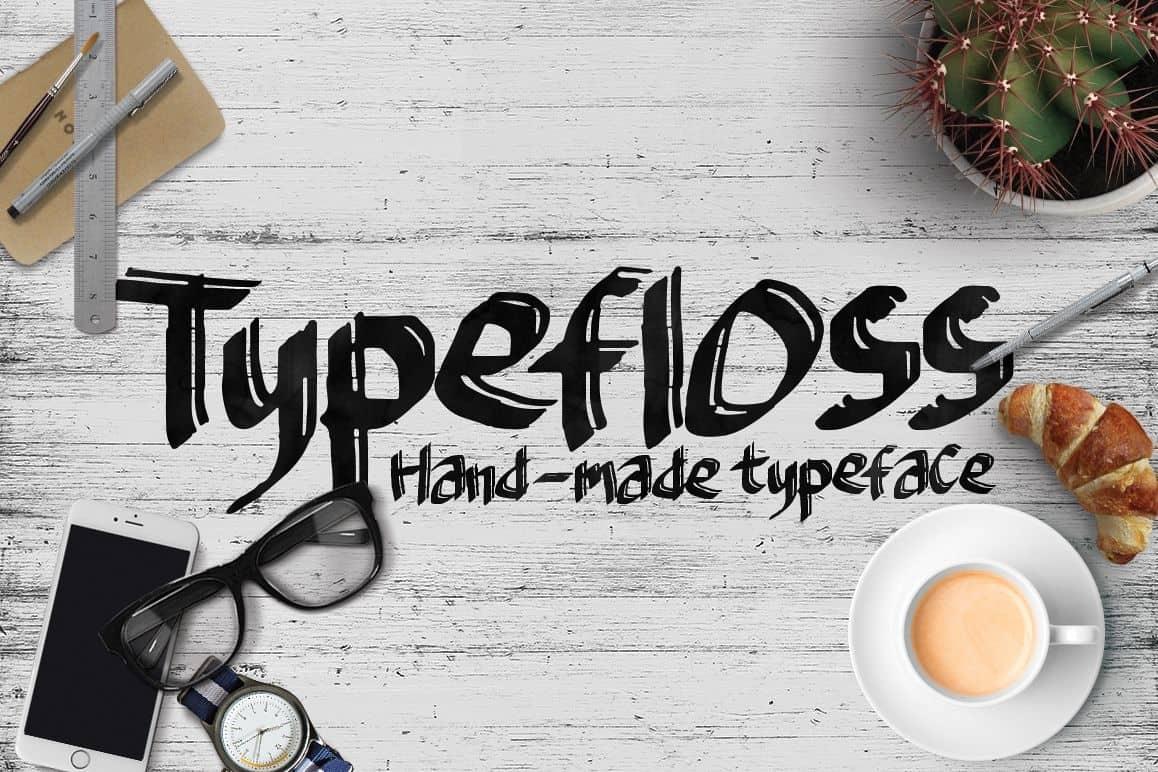 Download Typefloss font (typeface)