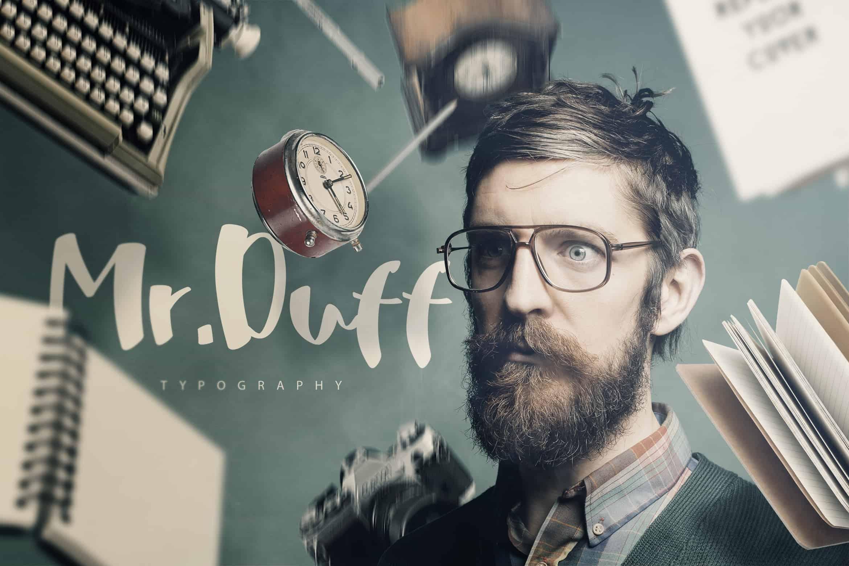 Download Mr.Duff font (typeface)