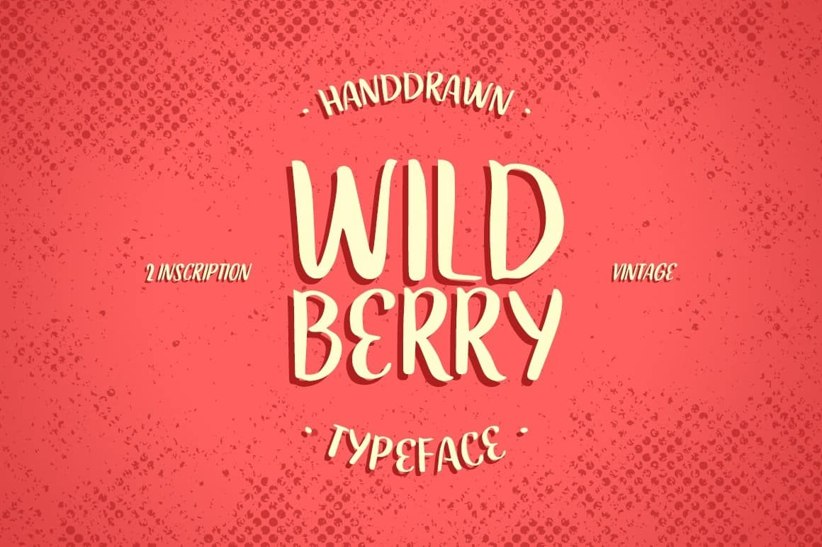 Download Wildberry font (typeface)
