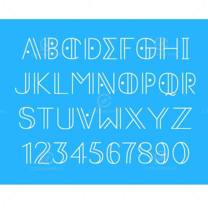 Download Atemporal font (typeface)