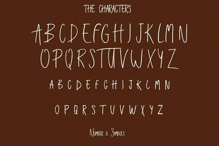 Download Two Canyon font (typeface)