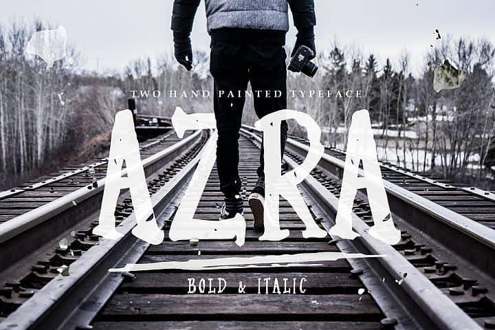 Download Azra font (typeface)