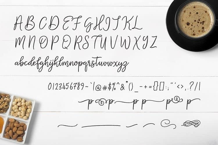 Download Philosophy Script font (typeface)