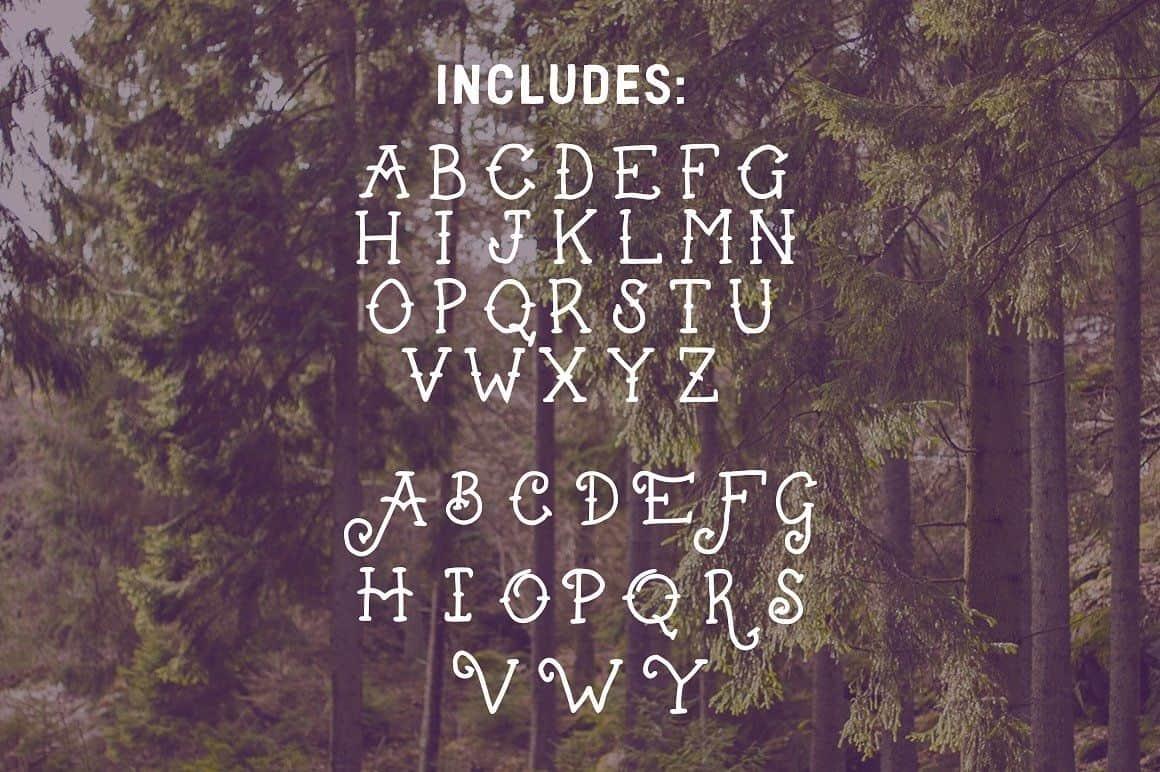 Download Bellfield font (typeface)