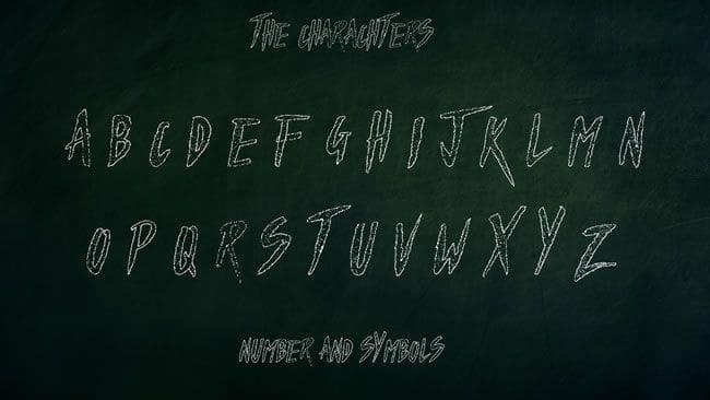 Download Hengov font (typeface)