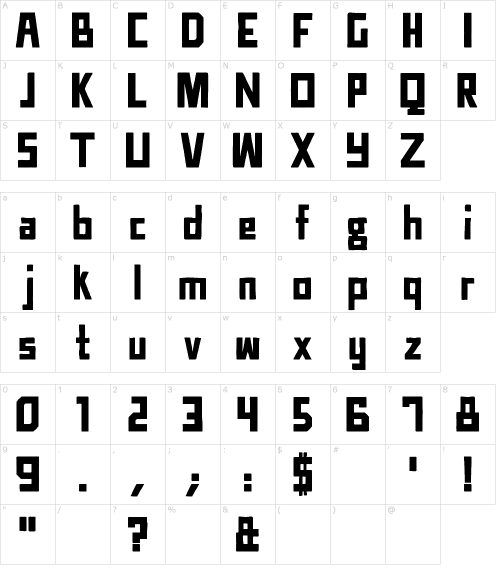 Download TTD Compadre font (typeface)