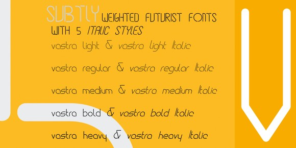 Download Vastra Family font (typeface)