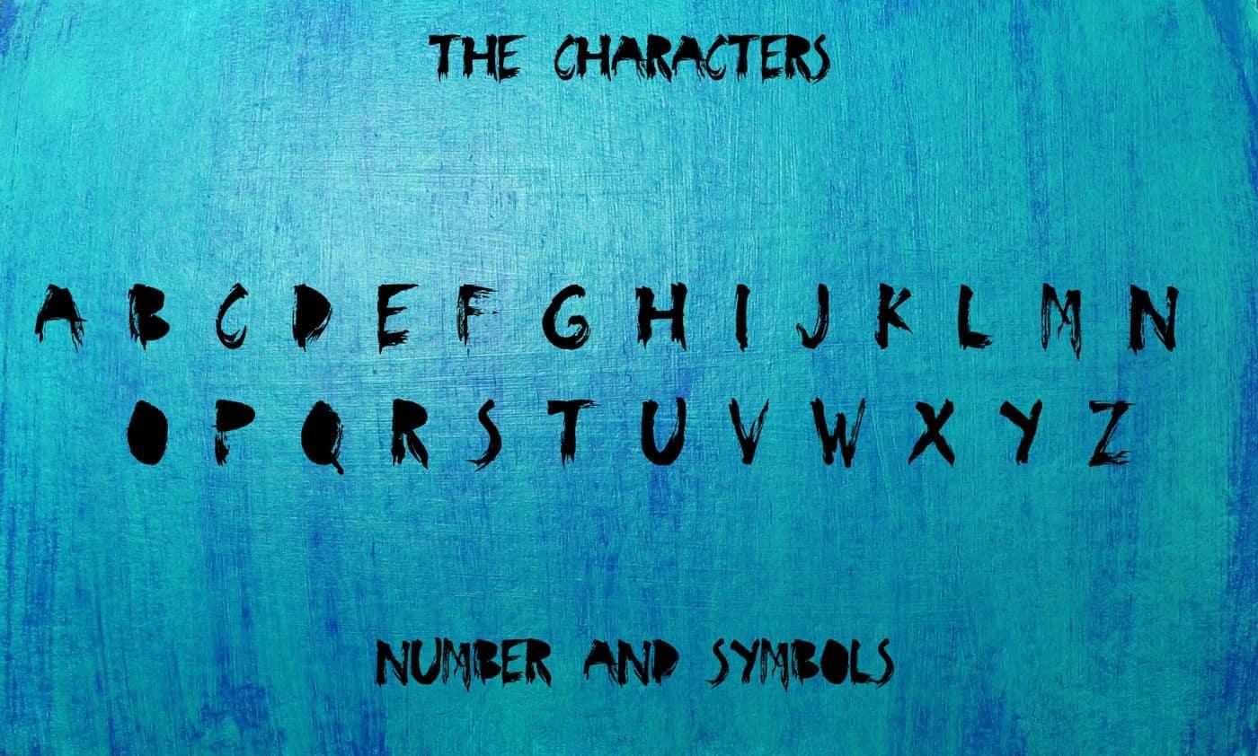 Download Andorlah font (typeface)