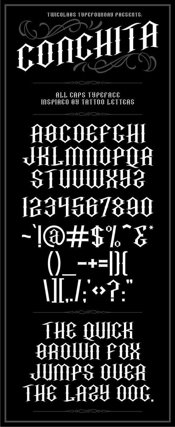 Download Oropitem Typeface font (typeface)