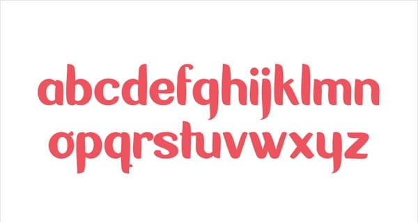 Download Coqueta font (typeface)