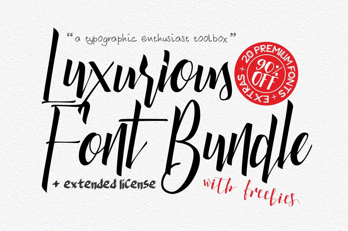 Download Luxurious Line font (typeface)