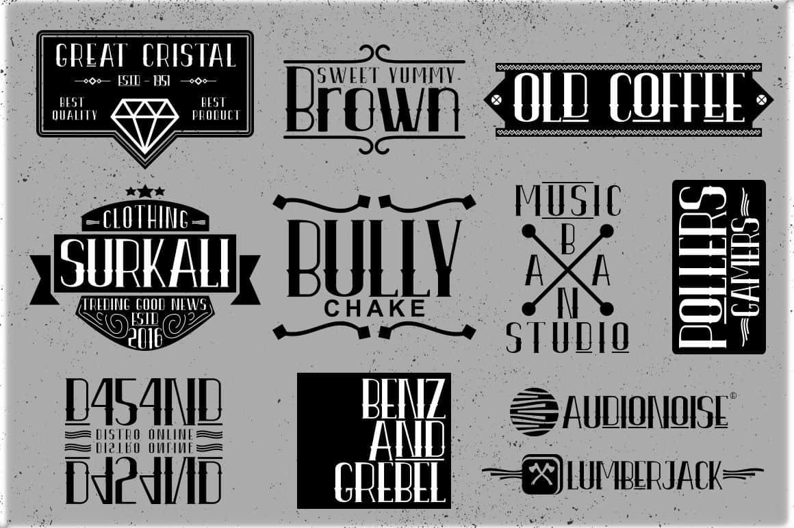 Download ELPIDALEAN font (typeface)