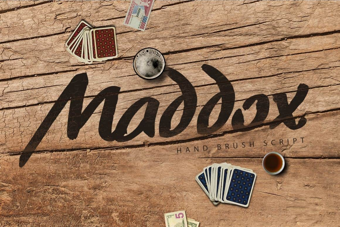 Download Maddox font (typeface)