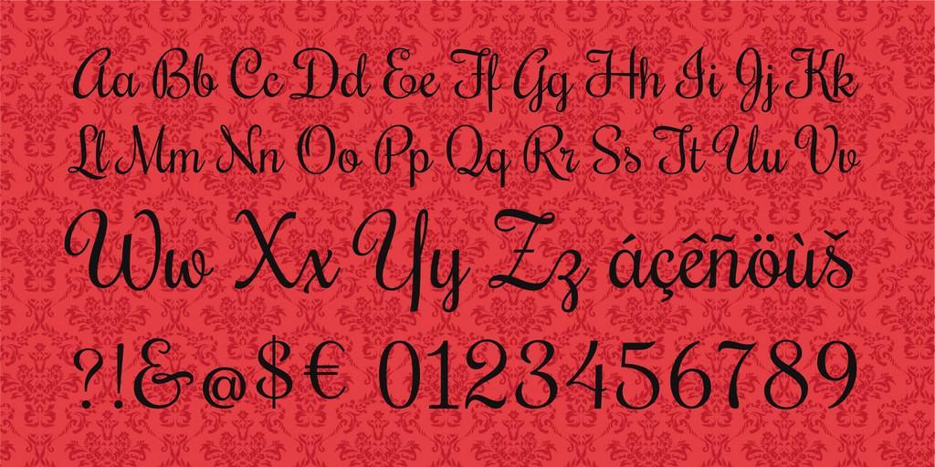 Download Rochesten font (typeface)