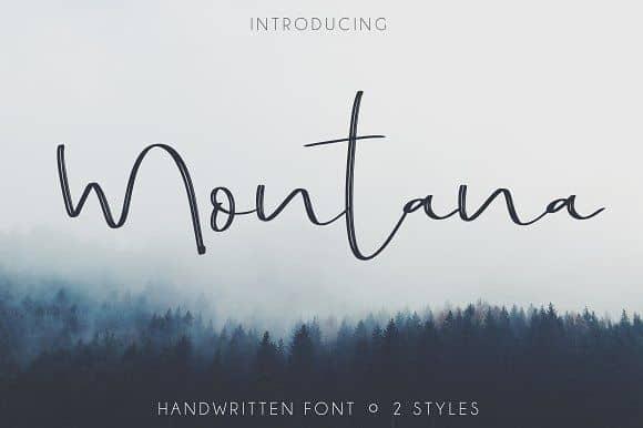 Download Montala Script font (typeface)