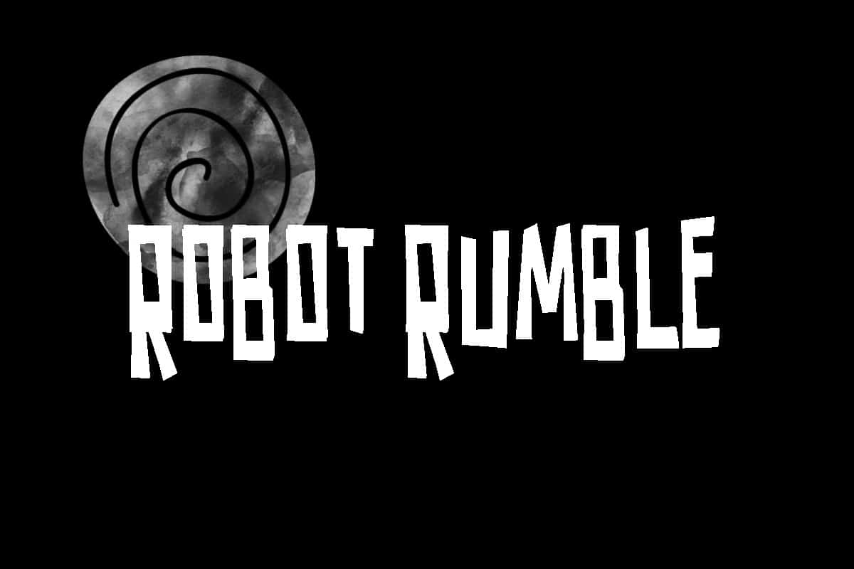 Download K26 Robot Rumble font (typeface)
