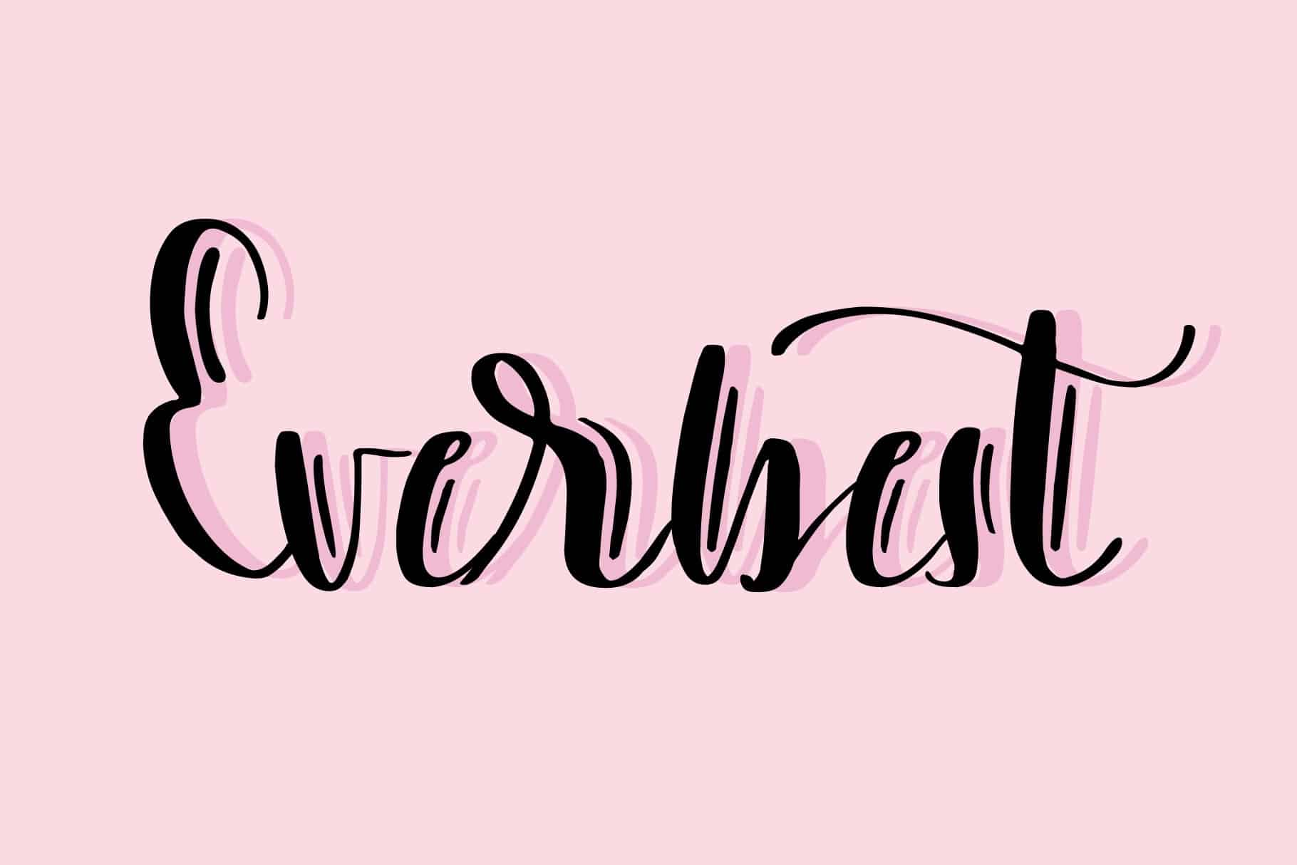 Download Everbest font (typeface)