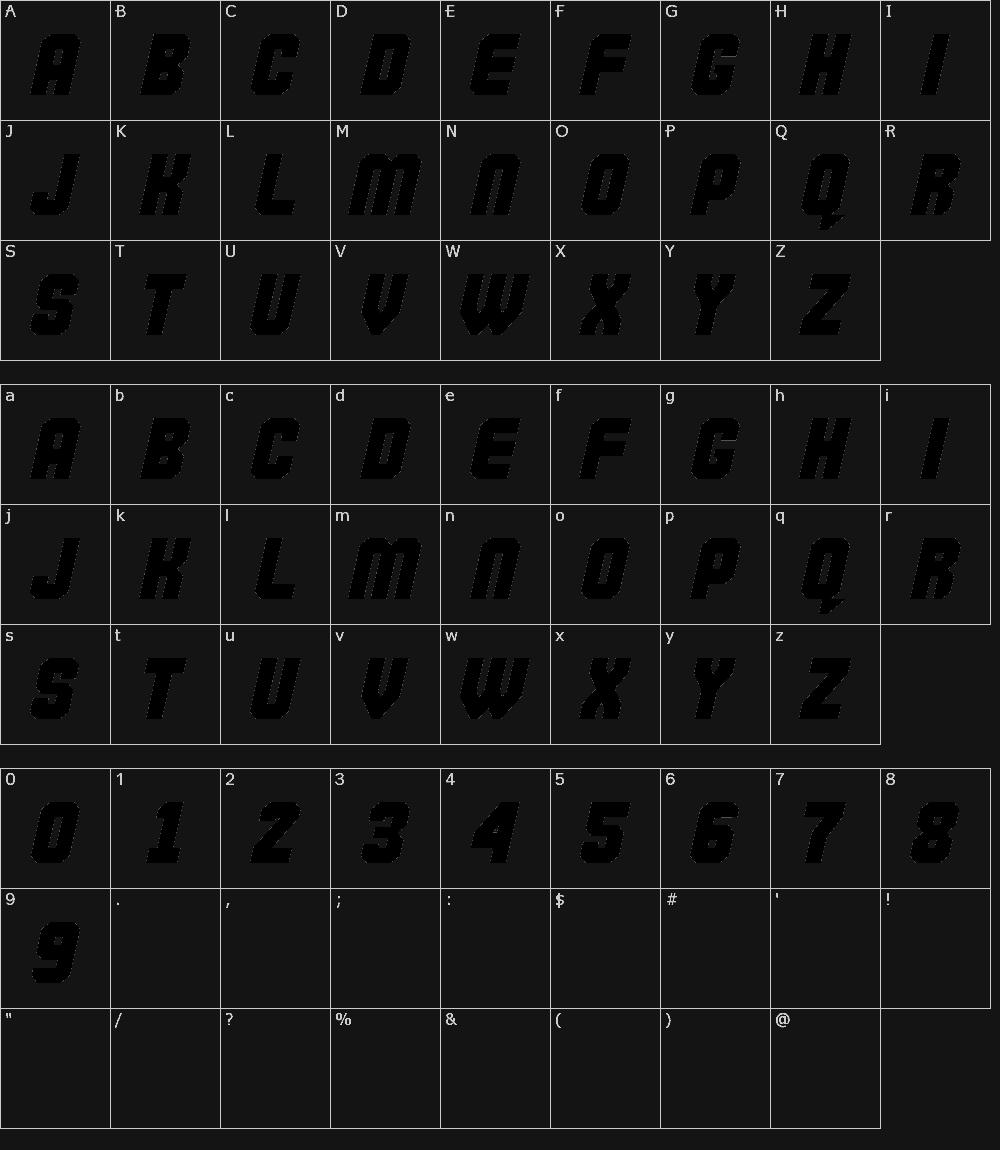Download Commando font (typeface)