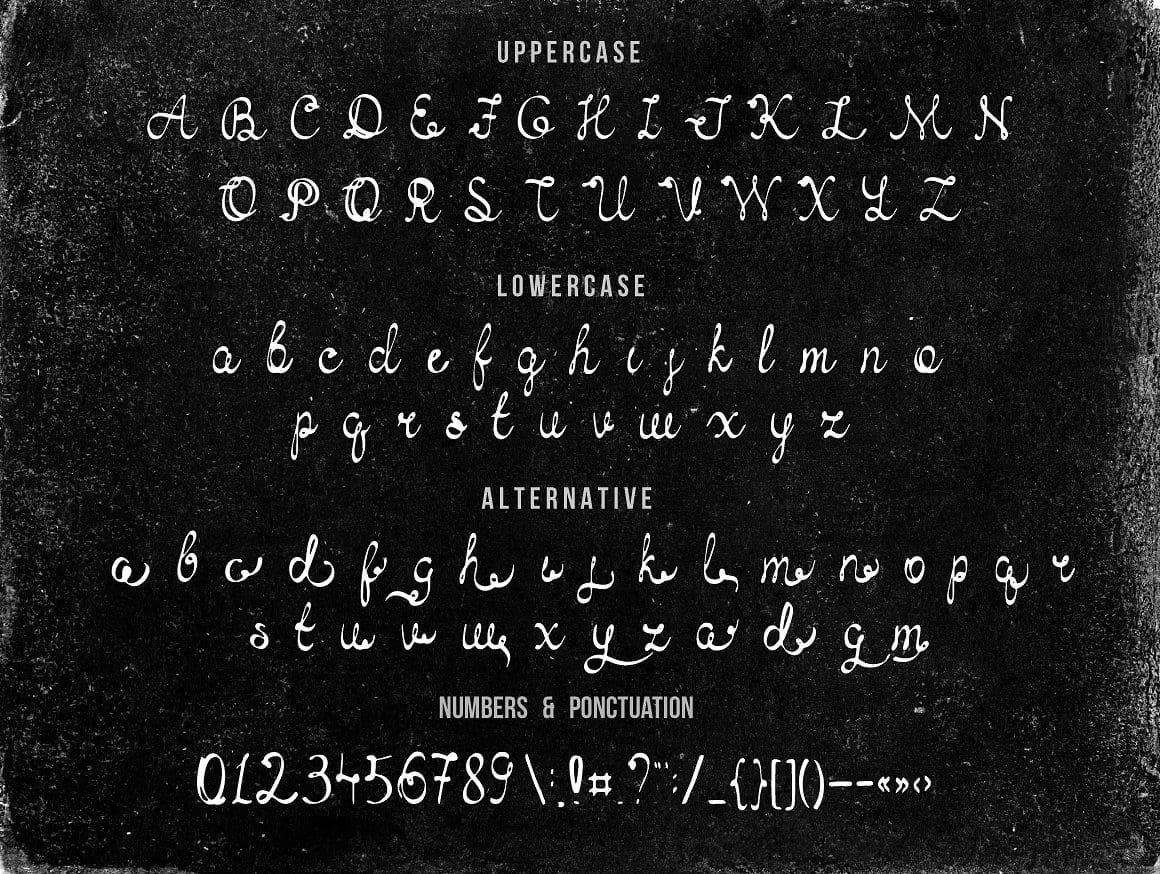 Download Aliresi font (typeface)