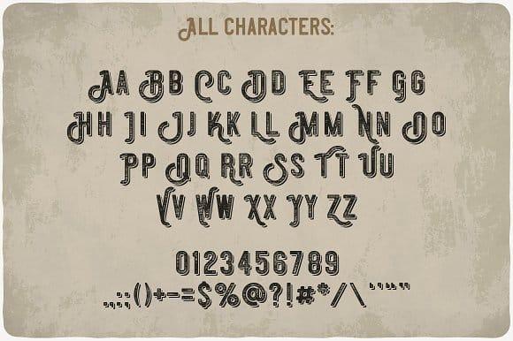 Download Absinthe font (typeface)