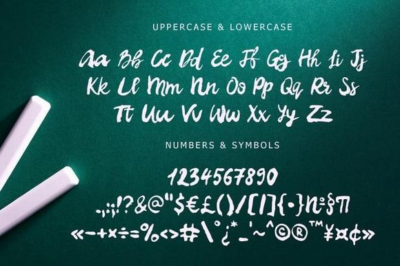 Download Elvissa font (typeface)