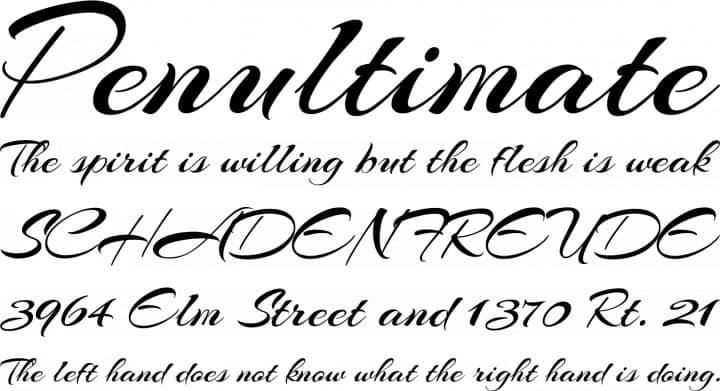 Download Arizona font (typeface)