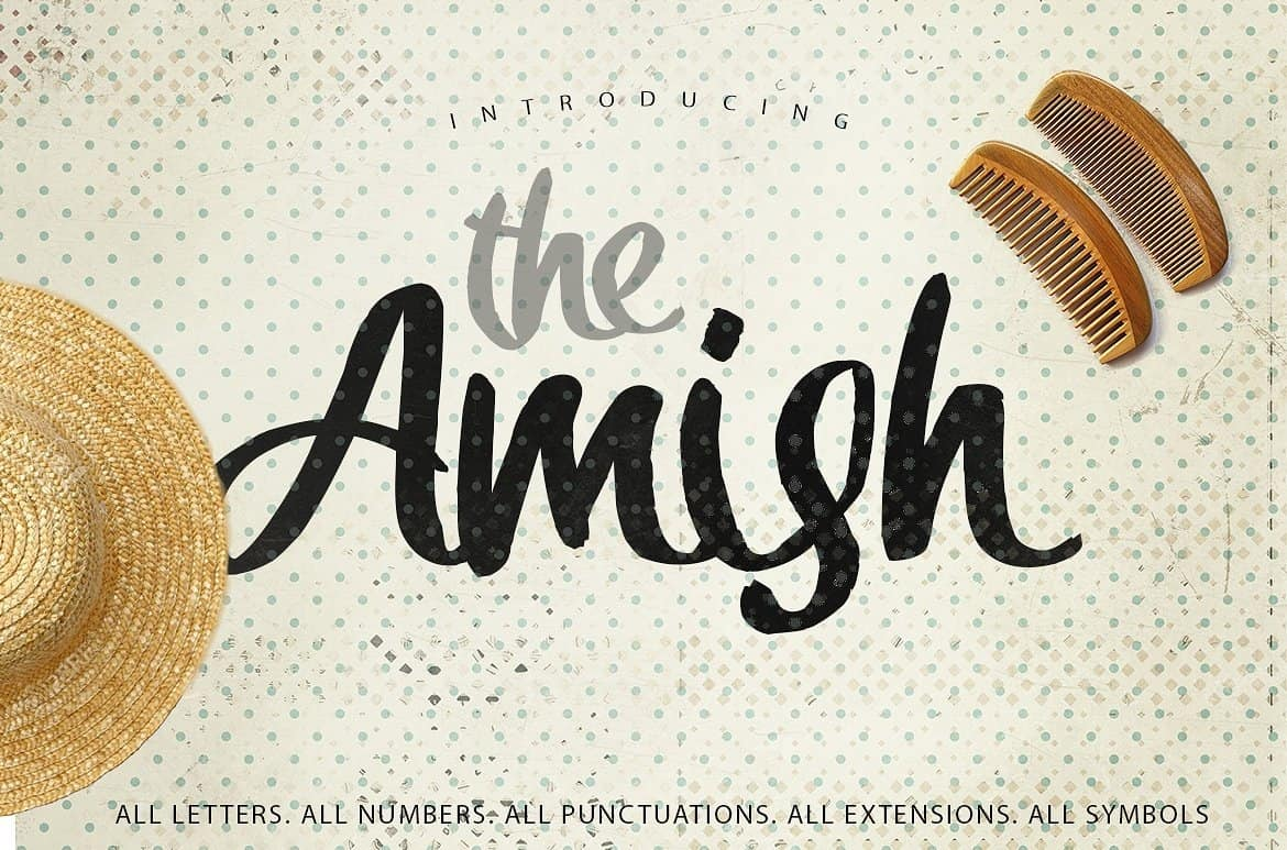 Download Amish font (typeface)