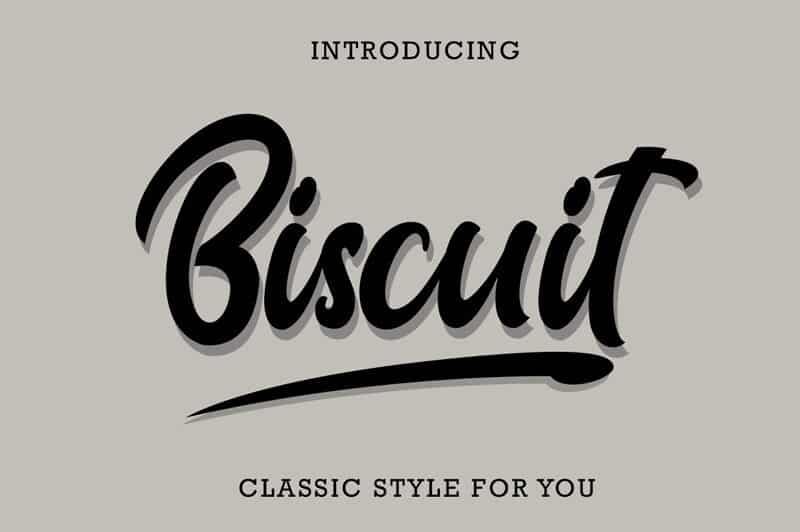 Download Black Biscuit font (typeface)