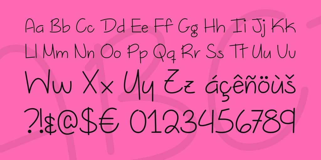 Download Dutch Tulips font (typeface)