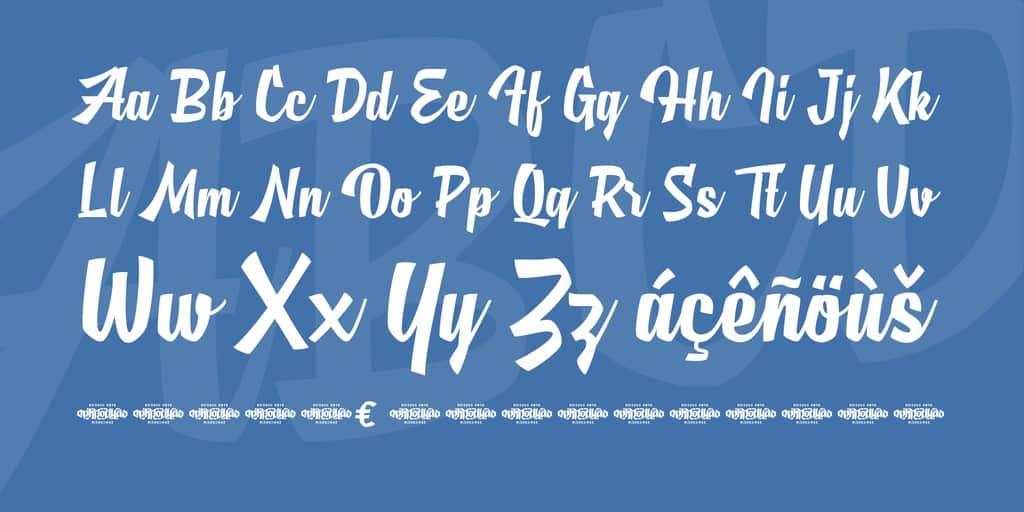 Download Al Ghifari Full font (typeface)