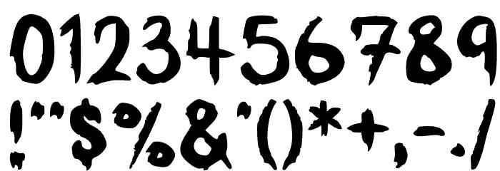Download Beans Plantain font (typeface)