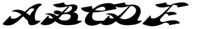 Download AZ Hobie font (typeface)