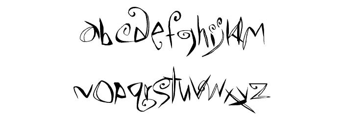 Download Chameleon font (typeface)