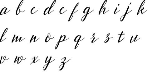 Download Amtenar font (typeface)