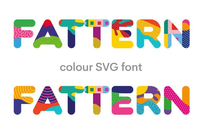 Download Fattern font (typeface)