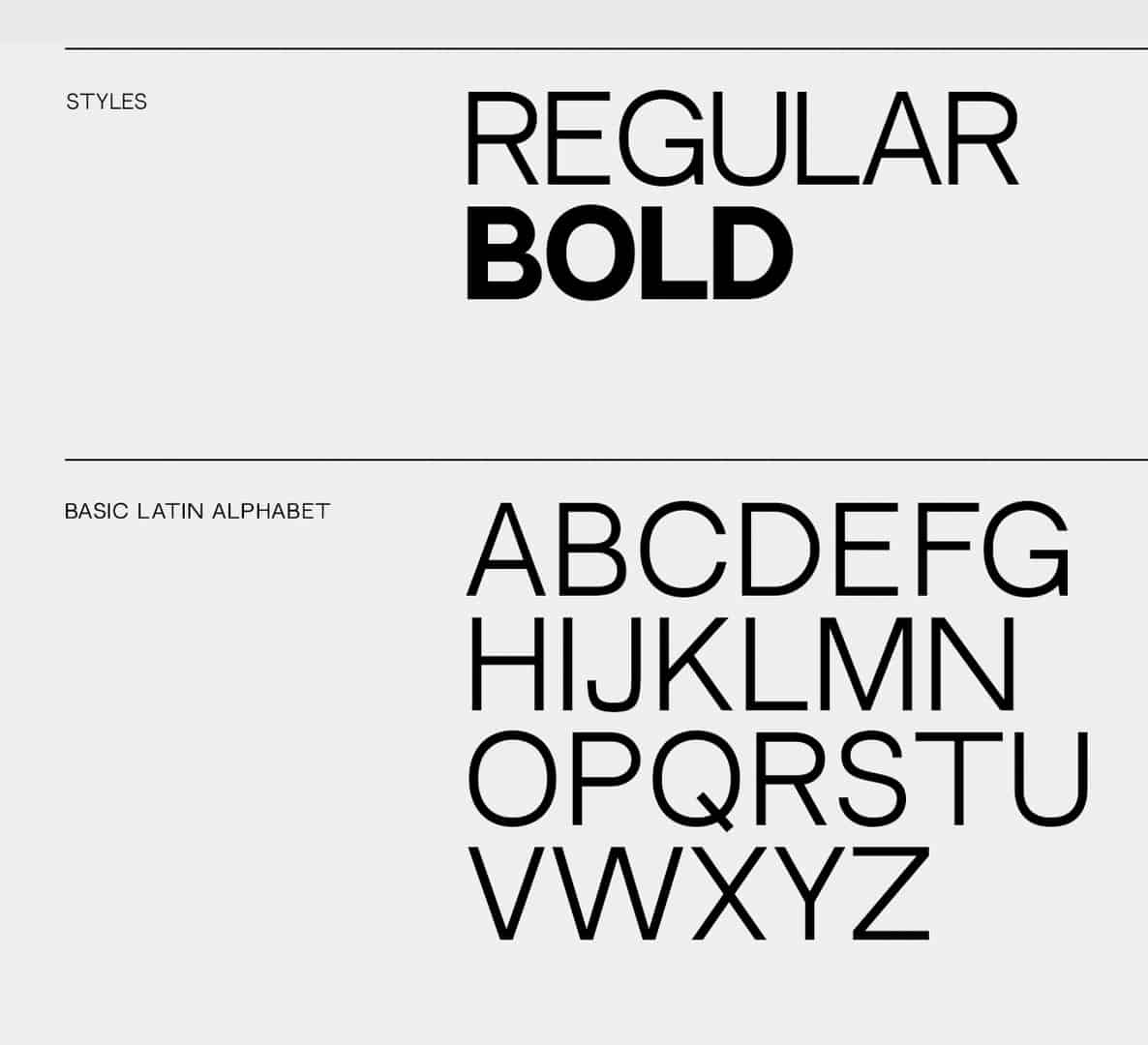Download Neutral Face font (typeface)