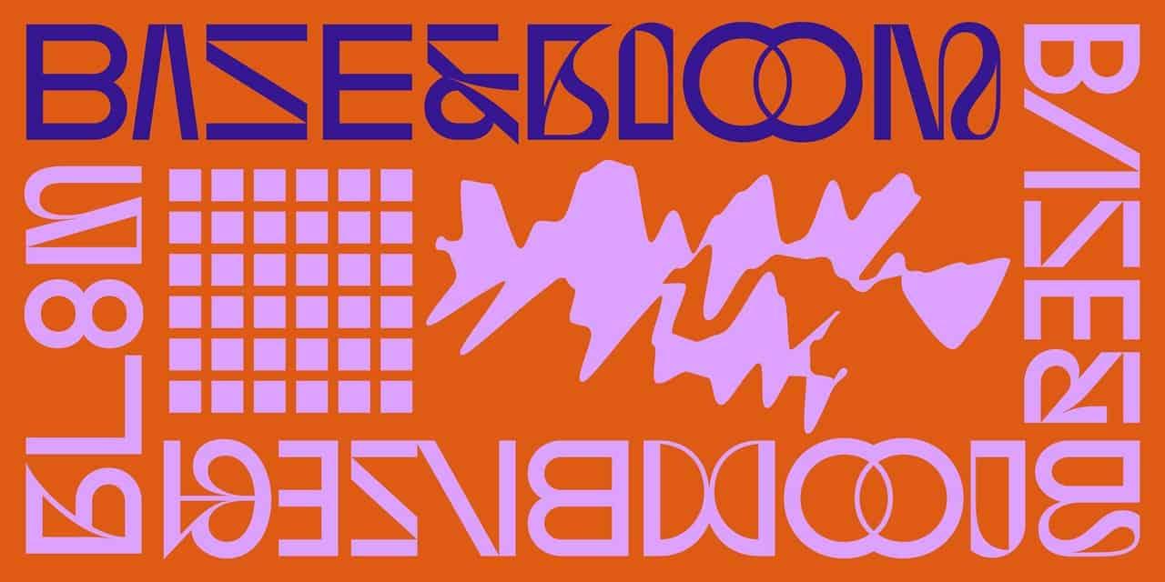 Download BASE&BLOOM font (typeface)