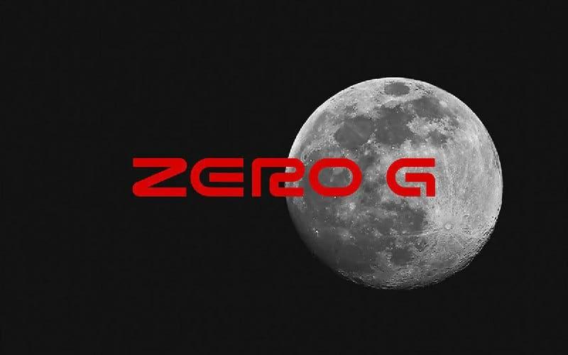 Download Zero G font (typeface)