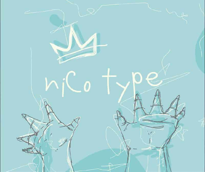 Download NicoType font (typeface)