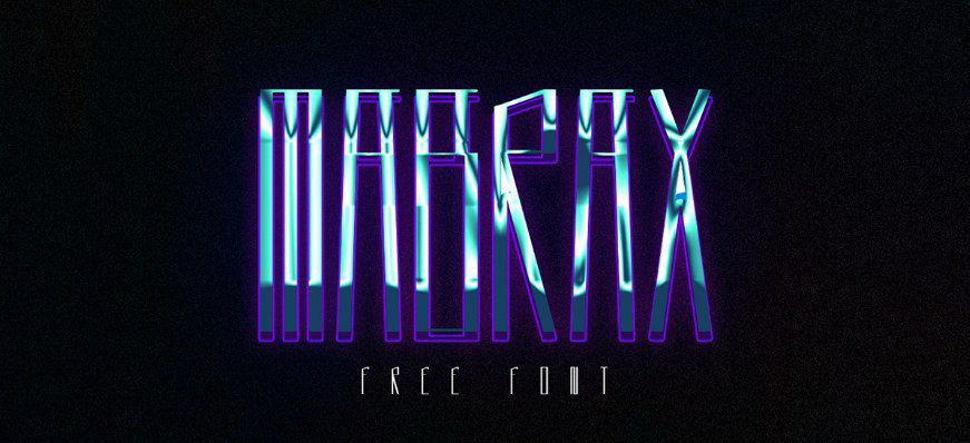 Download Mabrax font (typeface)
