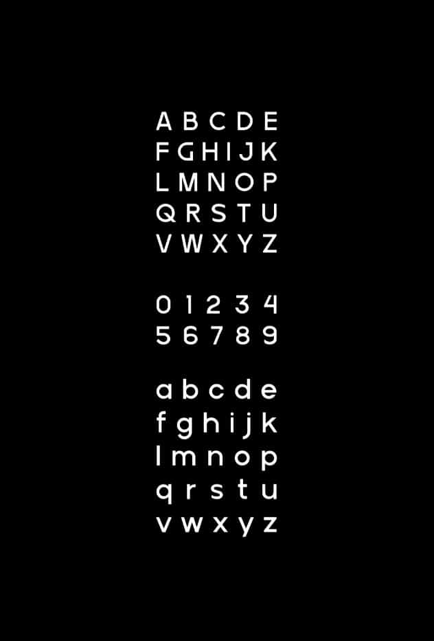 Download Blemo font (typeface)