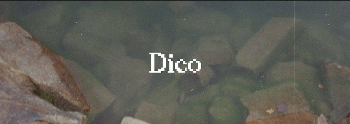 Download Dico font (typeface)